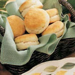 Crusty Dinner Biscuits