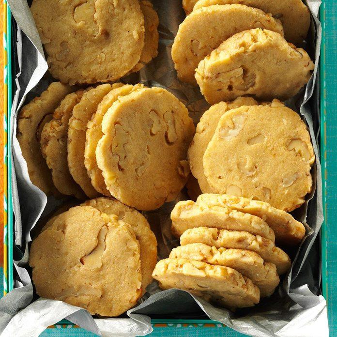 Black Walnut Cookies