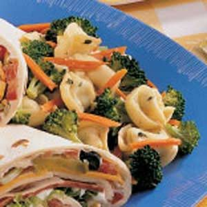 Broccoli Tortellini Salad