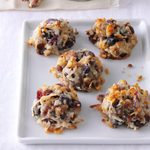 Winter Fruit Macaroons