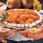 Orange Peach Pie