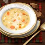Cheddar Cheese & Beer Soup