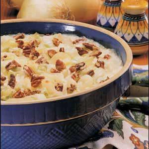 Parmesan Onion Bake