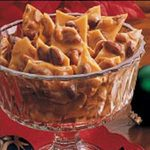 Brittle with Mixed Nuts