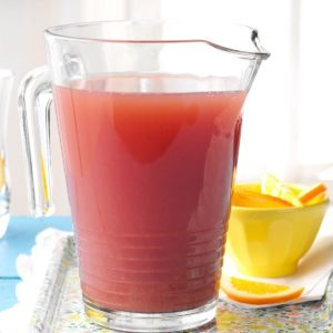 Picnic Fruit Punch