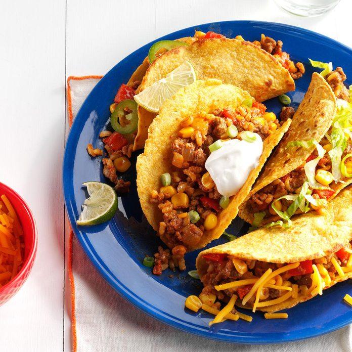 1980s: Tex-Mex Tacos