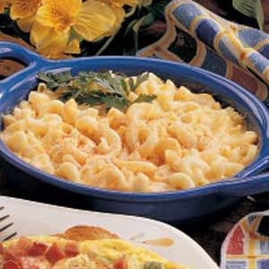 Macaroni 'n' Cheese for Two