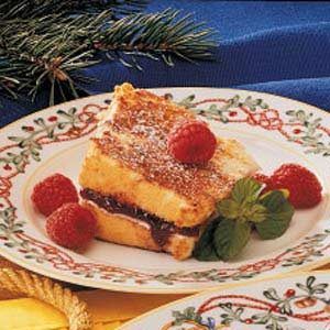 Toasted Angel Food Cake