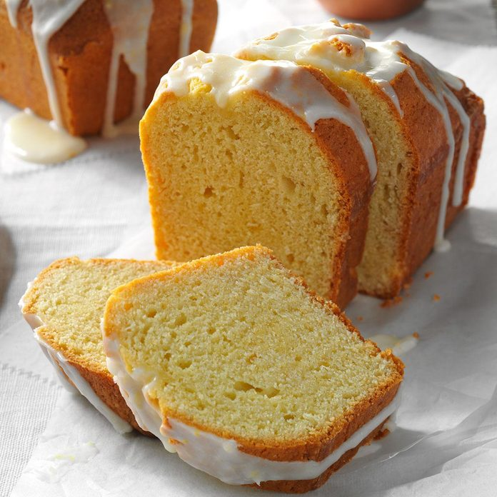 Inspired By: Starbucks Iced Lemon Pound Cake