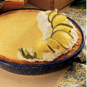Texas Lime Pie