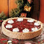 Almond Cranberry Tart