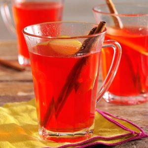 Cinnamon Spiced Cider