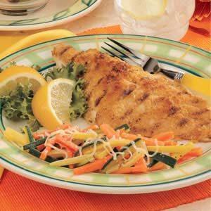 Crispy Catfish