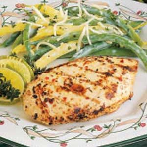 Herbed Lime Chicken