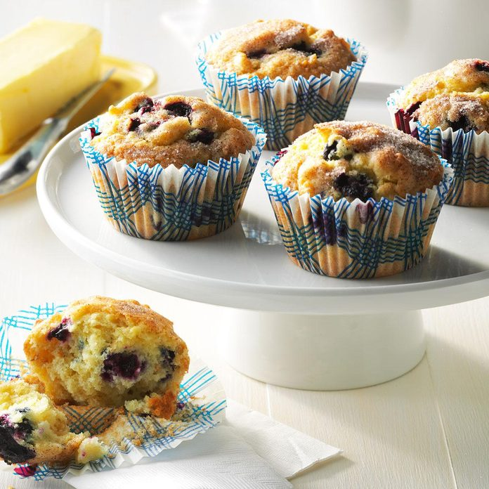July 11: National Blueberry Muffin Day