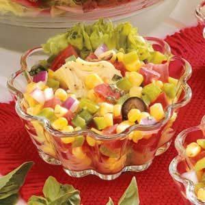 Corn Relish Salad