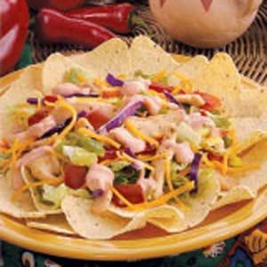 Taco Chicken Salad