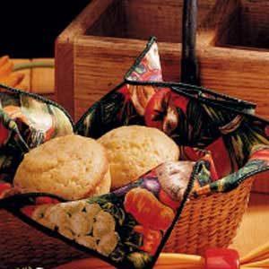 Sunny Cornmeal Muffins