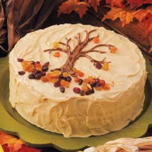Maple Tree Cake