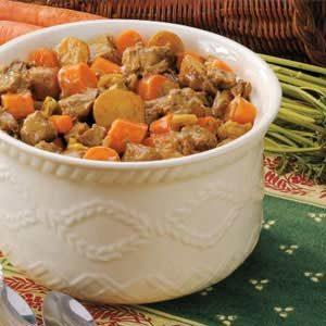 Autumn Beef Stew