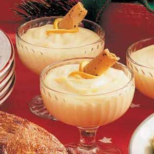 White Chocolate Pudding