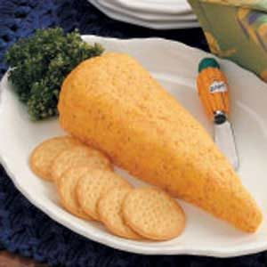 Cheddar Cheese Carrot