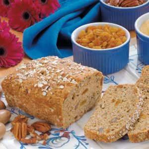 Golden Oatmeal Bread
