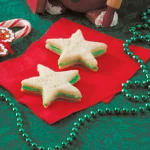 Star Sandwich Cookies