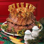 Crown Roast of Pork with Stuffing