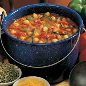 Vegetable Bean Chili