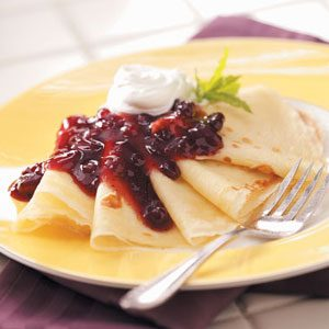 Swedish Pancakes