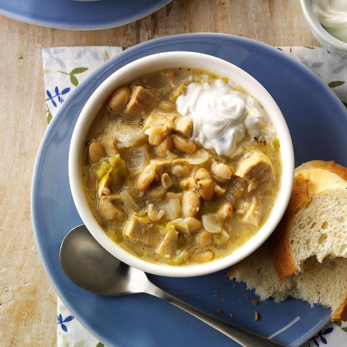 Spicy White Chili