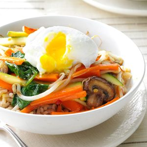 Stir-Fry Rice Bowl