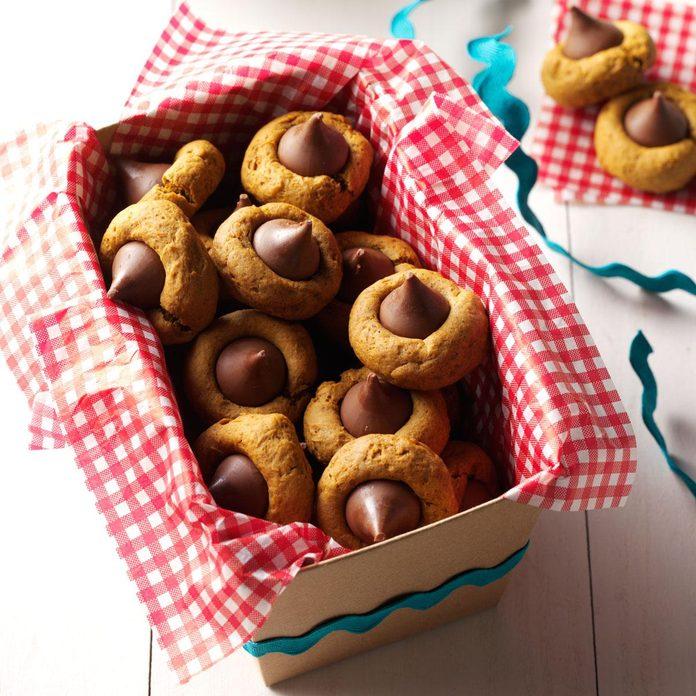 1957: Thumbprint Cookies