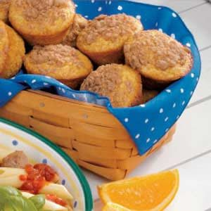 Orange Blossom Muffins