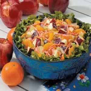 Peanut Apple Salad