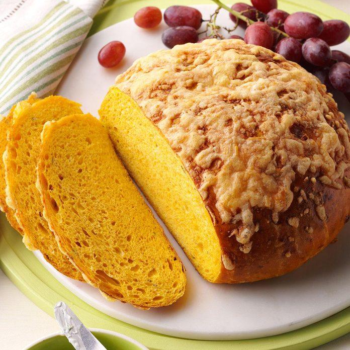 Sage & Gruyere Sourdough Bread