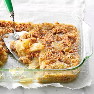 Apple-Almond Bake