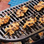 Grilled Pork Appetizers