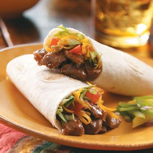 Steak Tortillas