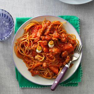 Supernatural Spaghetti