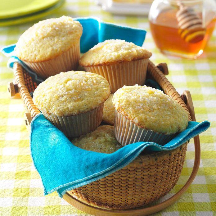 Hawaii: Ginger & Lemon Muffins