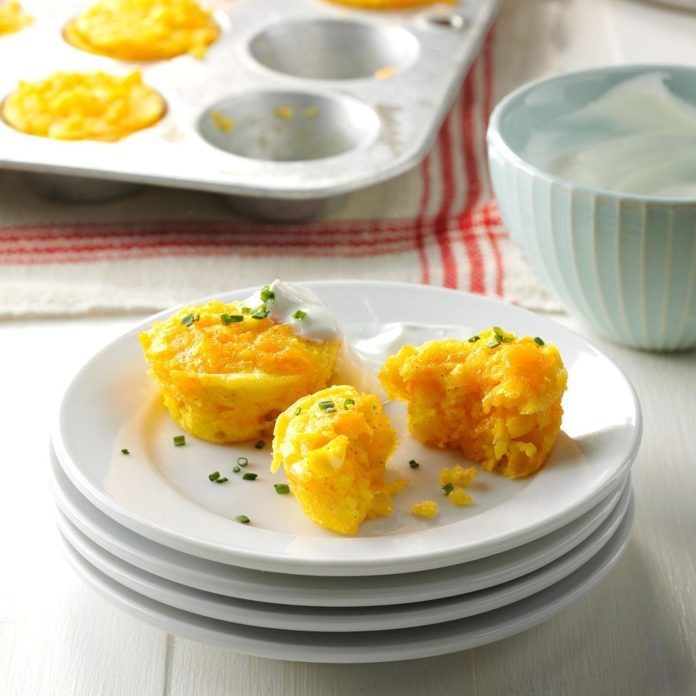 Baked Sweet Corn Croquettes