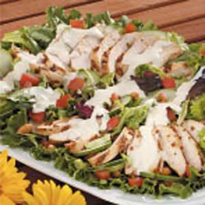 Indonesian Peanut Chicken Salad