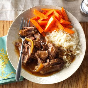 Soy-Ginger Pot Roast