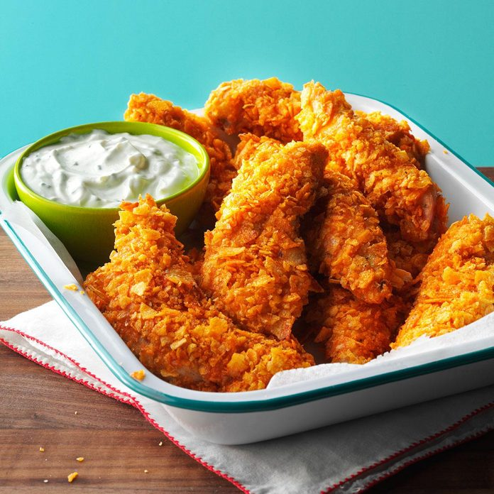 Inspired by: Handcrafted Tenders