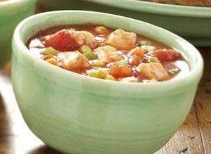 Lower Sodium Chicken Vegetable Soup