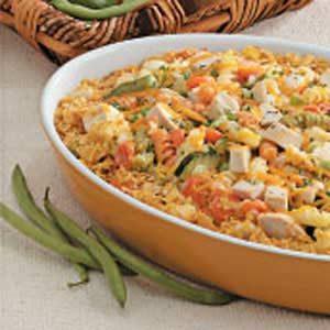 Rotini Chicken Casserole