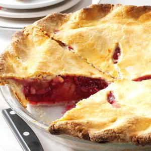 Holiday Fruit Pie
