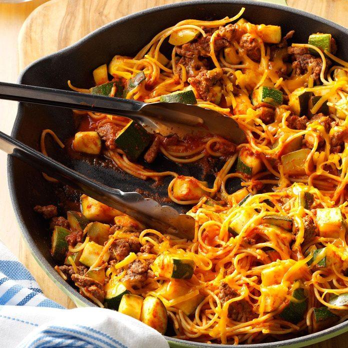 Southwestern Spaghetti